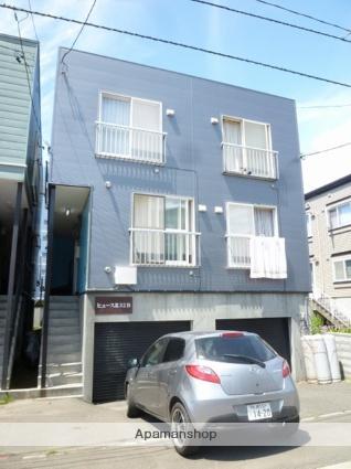 北海道札幌市東区、栄町駅徒歩21分の築30年 3階建の賃貸アパート