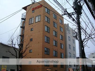 北海道札幌市北区、北24条駅徒歩10分の築19年 7階建の賃貸マンション