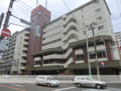 北海道札幌市東区、札幌駅徒歩10分の築35年 8階建の賃貸マンション