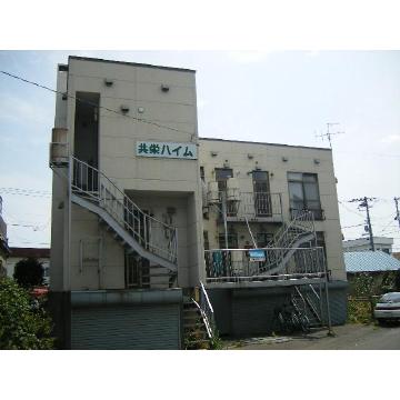 北海道札幌市東区、元町駅徒歩18分の築32年 3階建の賃貸アパート