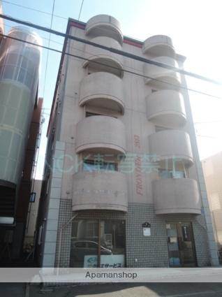 北海道札幌市東区、新道東駅徒歩11分の築26年 5階建の賃貸マンション