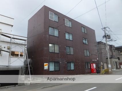 北海道札幌市東区、北34条駅徒歩20分の築27年 4階建の賃貸マンション