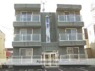 北海道札幌市東区、太平駅徒歩20分の築22年 3階建の賃貸マンション