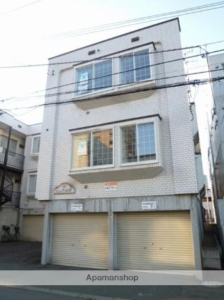 北海道札幌市東区、元町駅徒歩3分の築21年 2階建の賃貸アパート