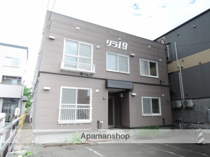 北海道札幌市東区、元町駅徒歩14分の築31年 2階建の賃貸アパート