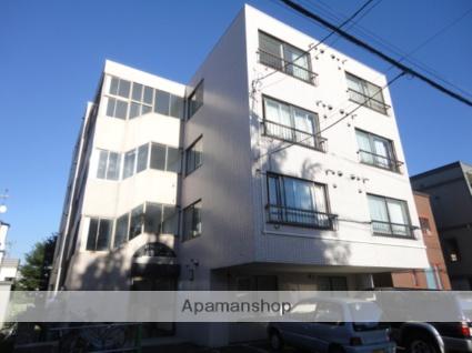 北海道札幌市東区、元町駅徒歩12分の築26年 4階建の賃貸マンション