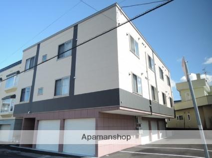 北海道札幌市東区、元町駅徒歩13分の築2年 3階建の賃貸アパート