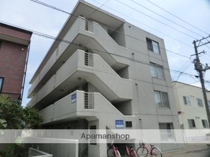 北海道札幌市東区、元町駅徒歩6分の築27年 4階建の賃貸マンション