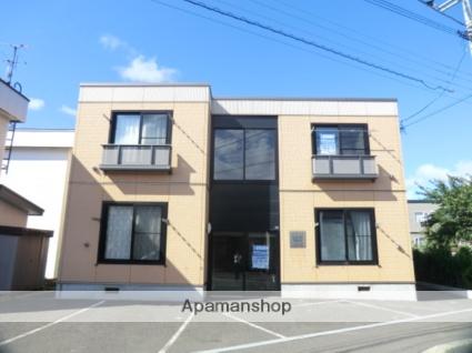 北海道札幌市東区、太平駅徒歩17分の築11年 2階建の賃貸アパート
