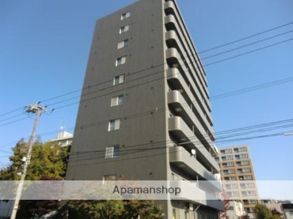 北海道札幌市北区、北18条駅徒歩9分の築19年 10階建の賃貸マンション
