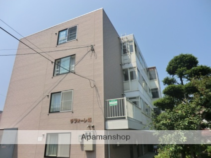 北海道札幌市東区、元町駅徒歩7分の築29年 4階建の賃貸マンション