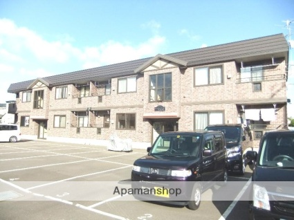北海道札幌市北区、太平駅徒歩30分の築12年 2階建の賃貸アパート