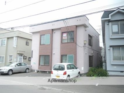 北海道札幌市東区、苗穂駅徒歩18分の築32年 2階建の賃貸アパート