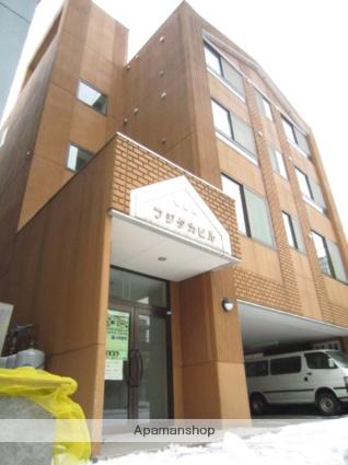 北海道札幌市北区、麻生駅徒歩10分の築21年 4階建の賃貸マンション