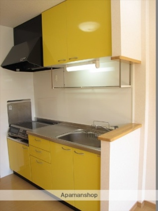 グランドール B館[2LDK/54.09m2]のキッチン