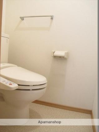 グランドールK Ⅴ[2LDK/53.79m2]のトイレ