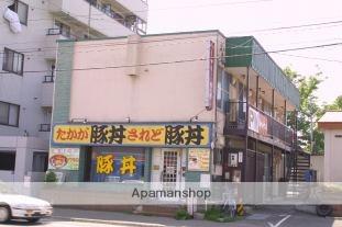 北海道札幌市中央区、石山通駅徒歩5分の築37年 2階建の賃貸アパート