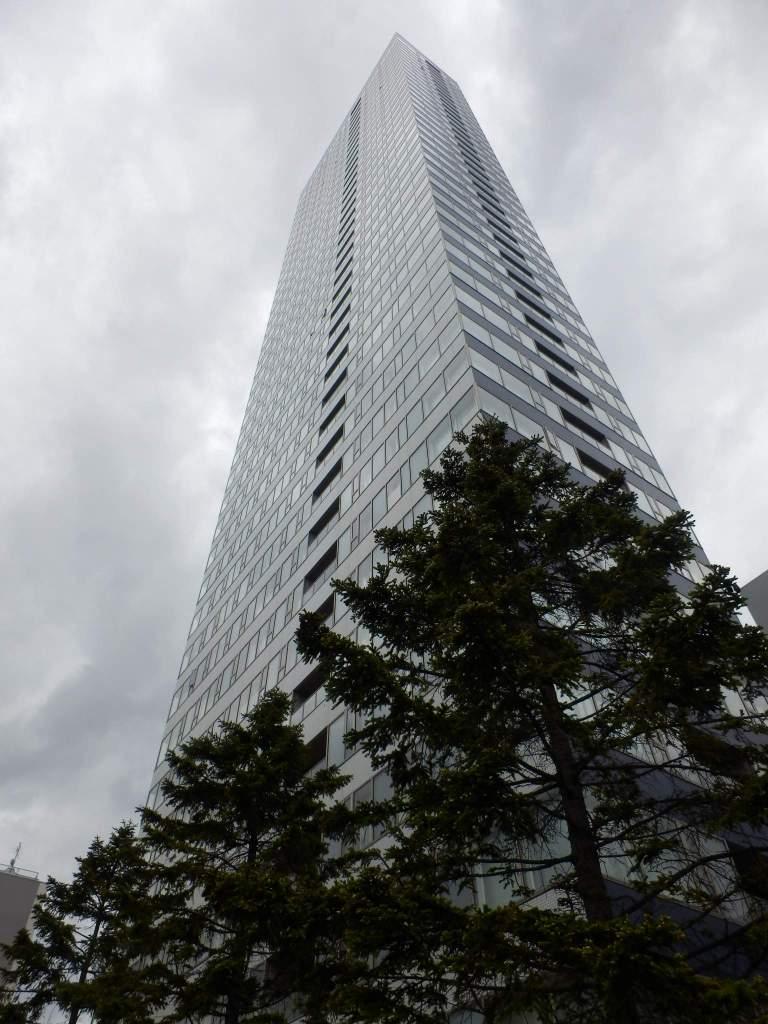 北海道札幌市中央区、バスセンター前駅徒歩2分の築9年 41階建の賃貸マンション