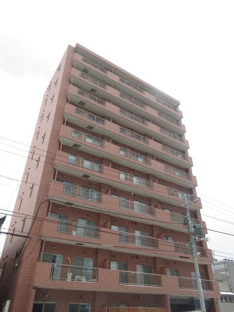 北海道札幌市中央区、桑園駅徒歩12分の築10年 10階建の賃貸マンション