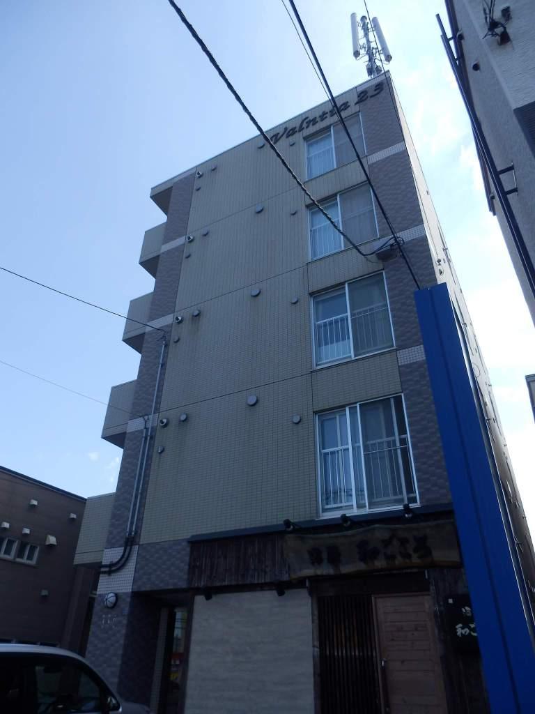 北海道札幌市東区、新道東駅徒歩20分の築12年 5階建の賃貸マンション