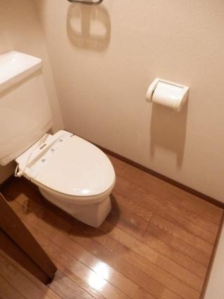 FC南7条[1K/30.72m2]のトイレ