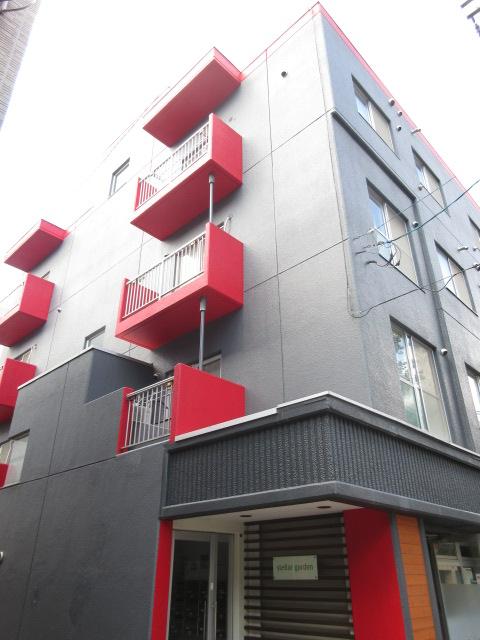 北海道札幌市中央区、桑園駅徒歩12分の築31年 4階建の賃貸マンション