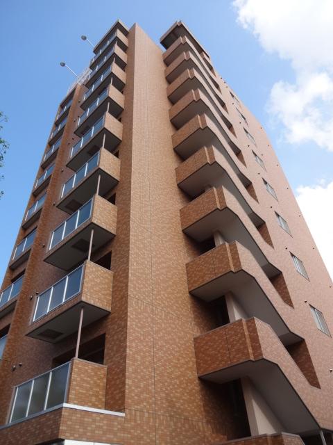 北海道札幌市中央区、西18丁目駅徒歩20分の築12年 10階建の賃貸マンション