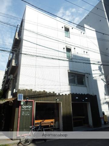 北海道札幌市中央区、円山公園駅徒歩6分の築30年 4階建の賃貸マンション