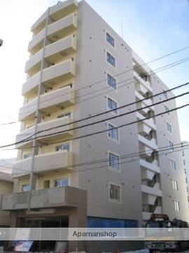 北海道札幌市中央区、バスセンター前駅徒歩4分の築8年 8階建の賃貸マンション