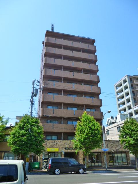 北海道札幌市中央区、西28丁目駅徒歩6分の築19年 10階建の賃貸マンション