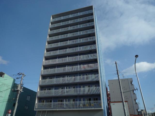 北海道札幌市中央区、すすきの駅徒歩8分の築9年 12階建の賃貸マンション