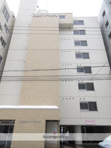 北海道札幌市中央区、円山公園駅徒歩11分の築32年 8階建の賃貸マンション