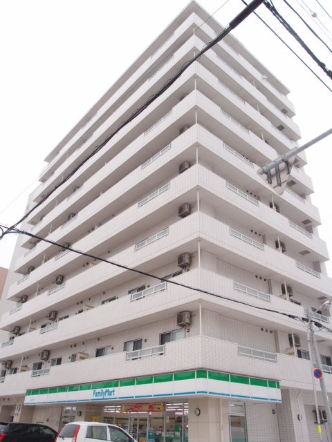 北海道札幌市中央区、桑園駅徒歩15分の築9年 10階建の賃貸マンション
