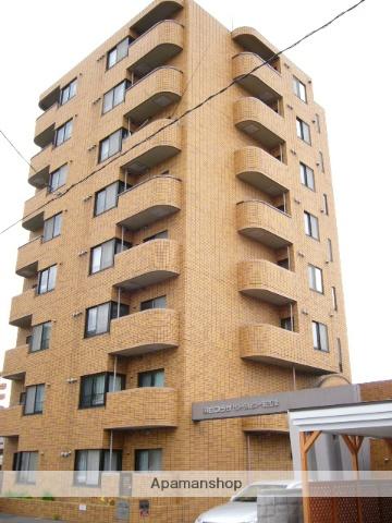 北海道札幌市中央区、中央図書館前駅徒歩6分の築25年 8階建の賃貸マンション