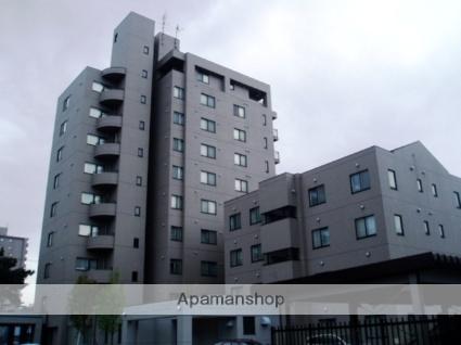 北海道札幌市中央区、西線14条駅徒歩7分の築25年 10階建の賃貸マンション
