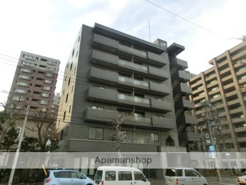 北海道札幌市中央区、桑園駅徒歩14分の築27年 7階建の賃貸マンション