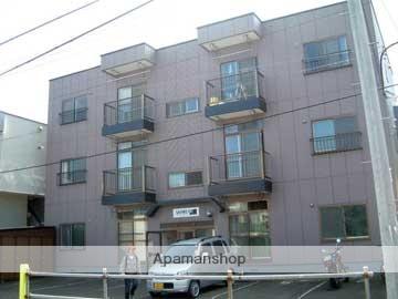 北海道札幌市中央区、西18丁目駅徒歩18分の築25年 3階建の賃貸マンション