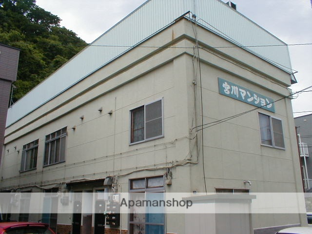北海道札幌市中央区、電車事業所前駅徒歩7分の築44年 2階建の賃貸アパート