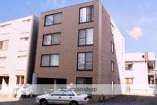 北海道札幌市中央区、中島公園駅徒歩8分の築19年 4階建の賃貸マンション