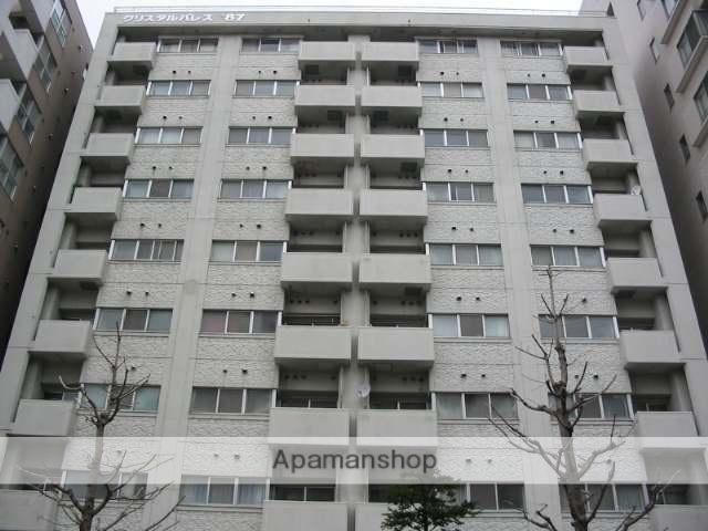 北海道札幌市中央区、西11丁目駅徒歩5分の築27年 10階建の賃貸マンション