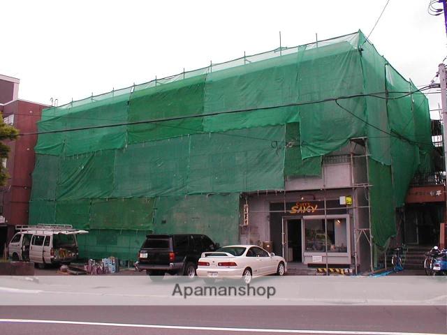 北海道札幌市中央区、幌平橋駅徒歩3分の築35年 3階建の賃貸マンション