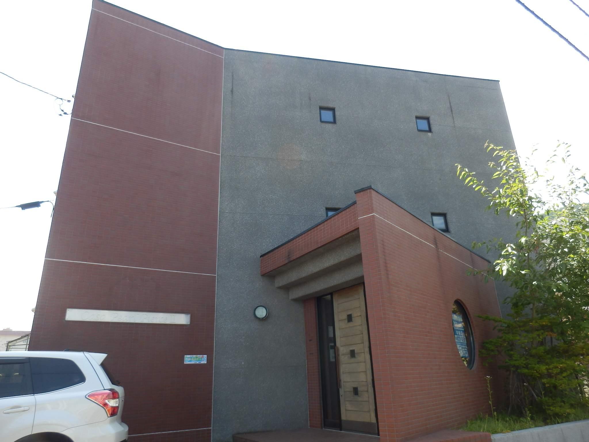 北海道札幌市中央区、電車事業所前駅徒歩11分の築18年 3階建の賃貸マンション
