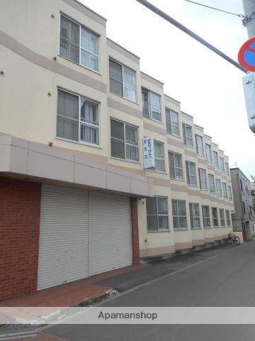 北海道札幌市中央区、苗穂駅徒歩13分の築33年 3階建の賃貸マンション
