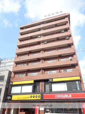 北海道札幌市中央区、西11丁目駅徒歩10分の築30年 9階建の賃貸マンション