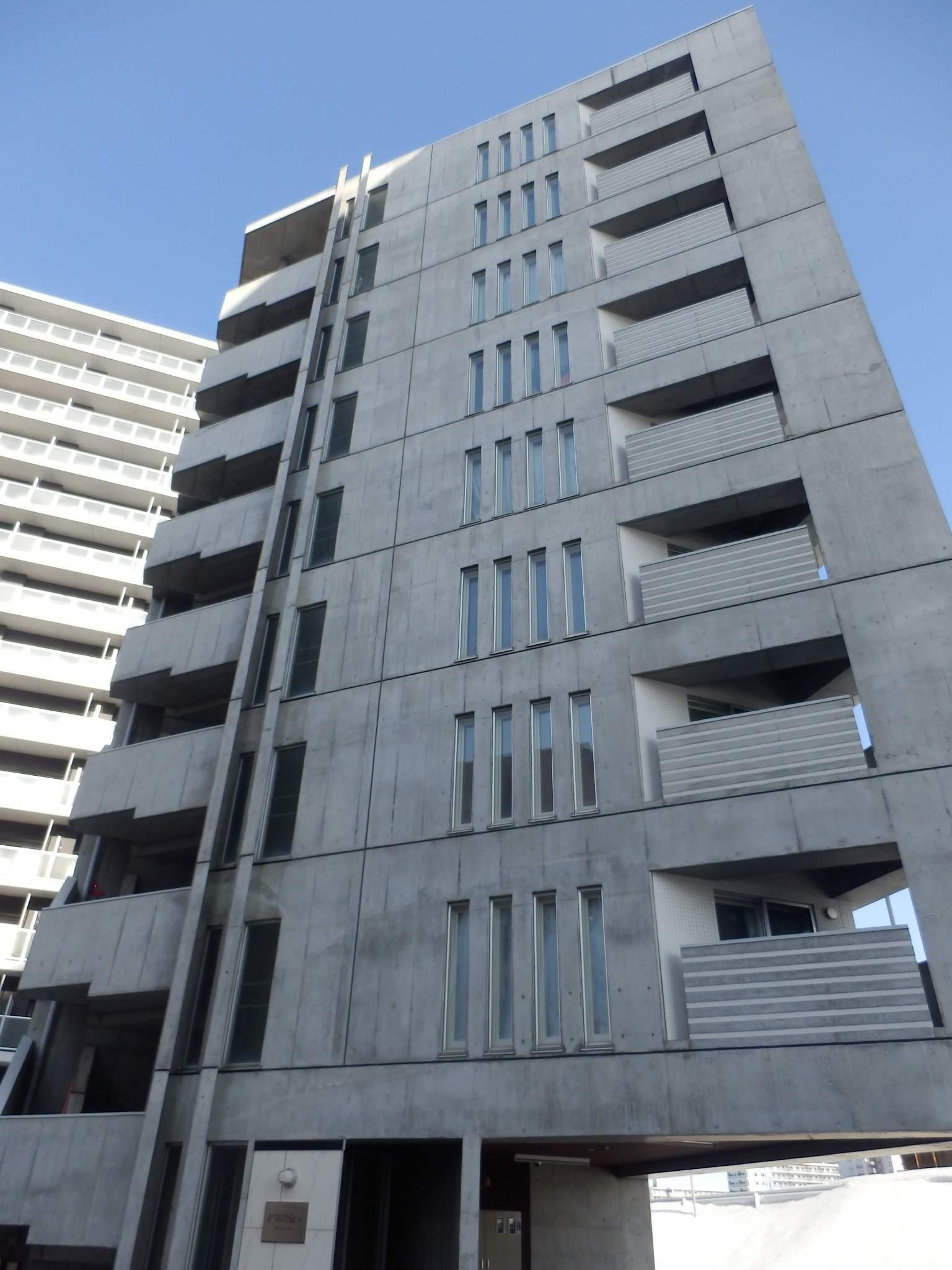 北海道札幌市中央区、バスセンター前駅徒歩11分の築11年 9階建の賃貸マンション