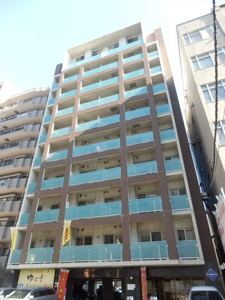 北海道札幌市中央区、中島公園駅徒歩15分の築9年 10階建の賃貸マンション