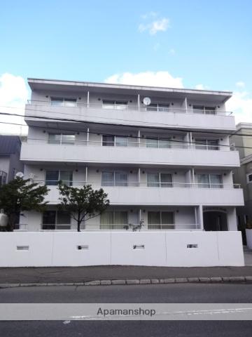 北海道札幌市中央区、二十四軒駅徒歩14分の築28年 4階建の賃貸マンション