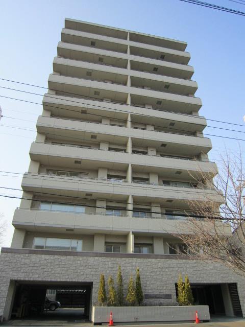 北海道札幌市中央区、円山公園駅徒歩11分の築8年 11階建の賃貸マンション