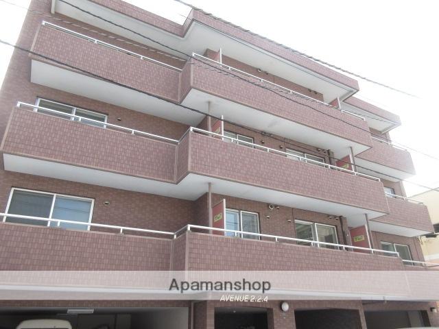 北海道札幌市中央区、円山公園駅徒歩9分の築19年 4階建の賃貸マンション