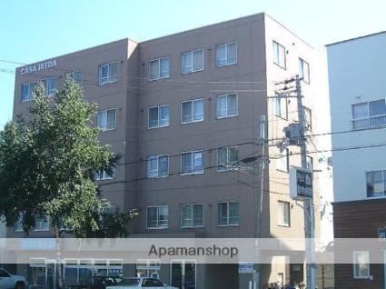 北海道札幌市中央区、西28丁目駅徒歩15分の築23年 5階建の賃貸マンション